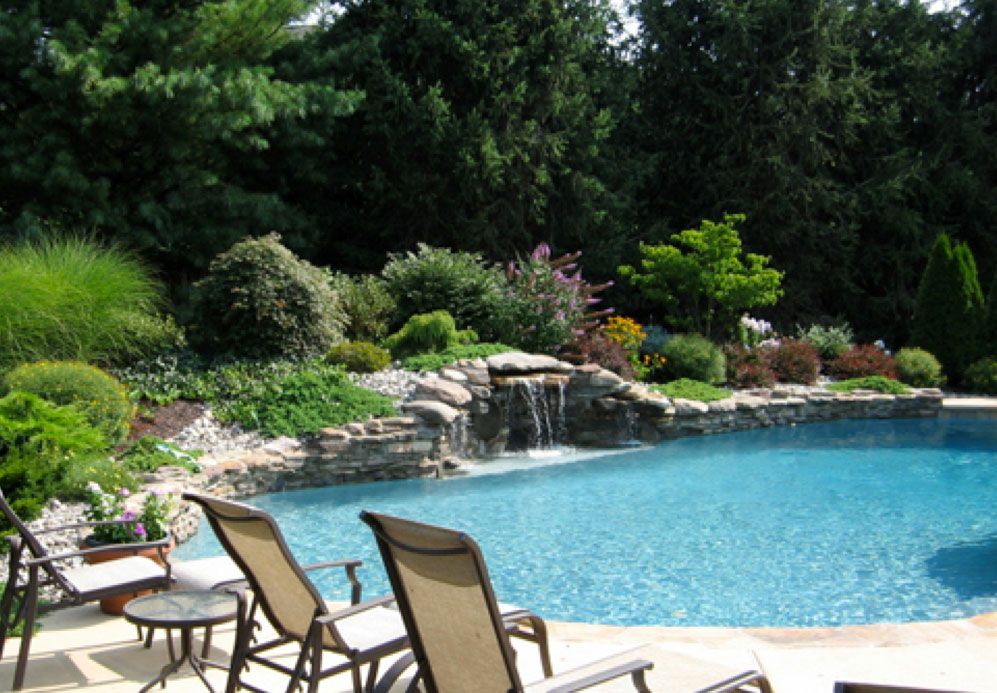 Greenworks designs landscape designer doylestown pa for Pool design consultant